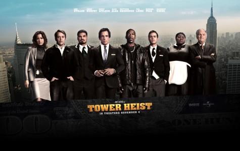 'Tower Heist' hits the mark