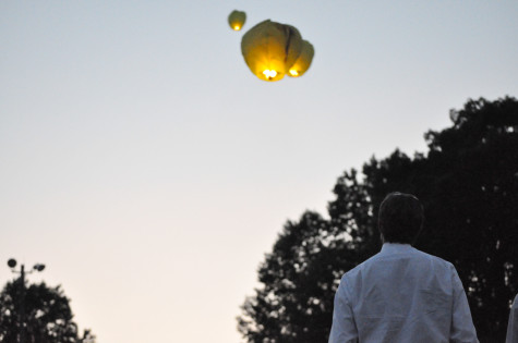 Lantern Release Coach G