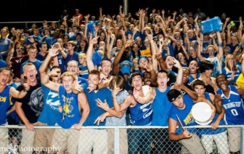R-Unit Fans have newfound school spirit and pride