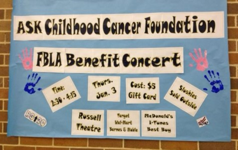 FBLA Leads Charge Against Cancer Through Concert