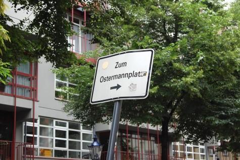 German student exchange trip