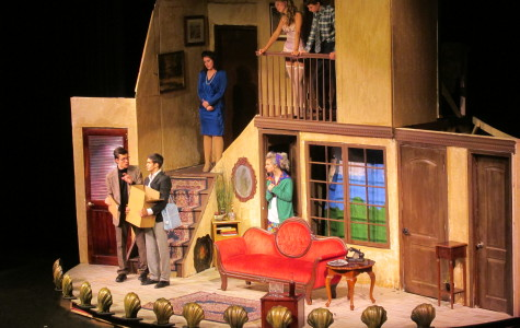 Noises Off Keeps Audiences Laughing All Weekend