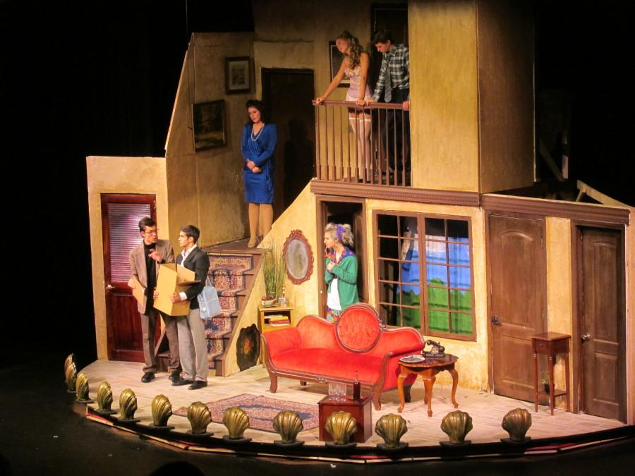 Noises+Off+Keeps+Audiences+Laughing+All+Weekend