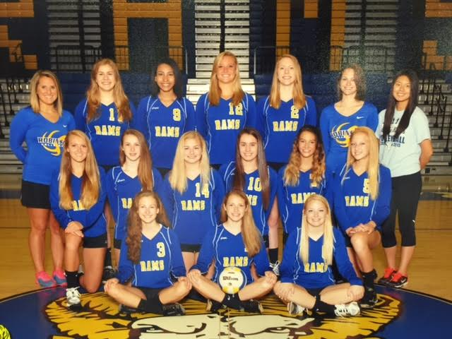 Girls+Volleyball+Enters+Season+With+New+Varsity+Head+Coach