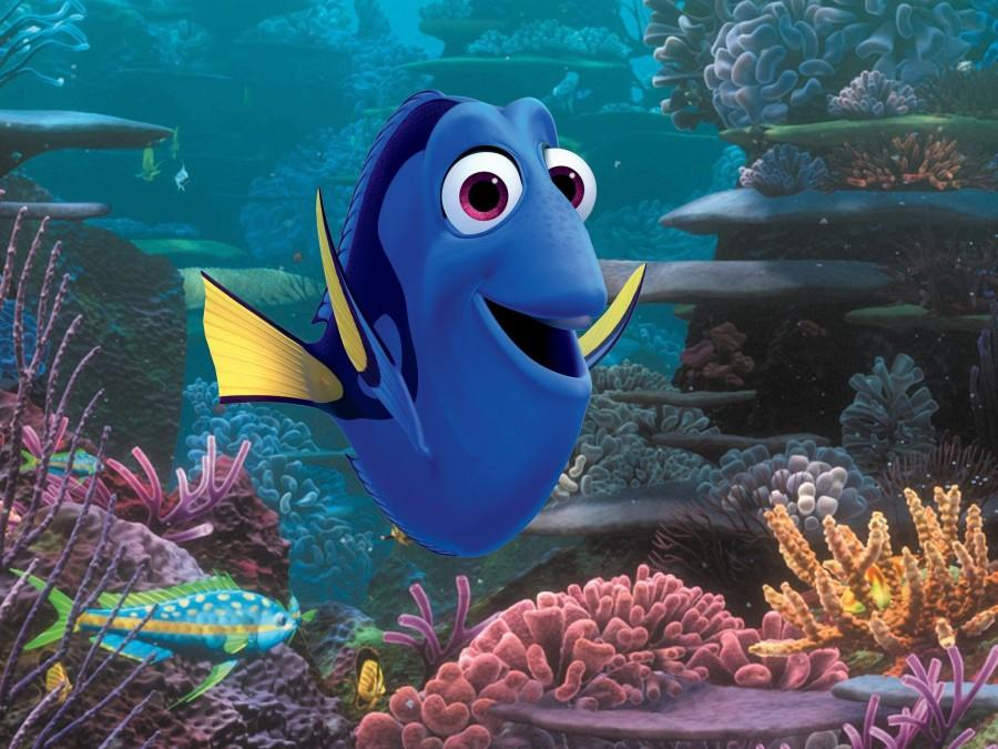 Finding Dory Trailer Makes a Splash