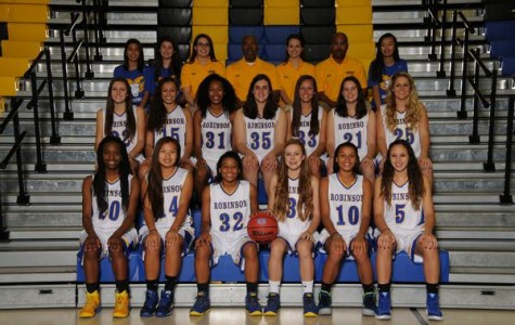 Girls Varsity  Basketball Players Optimistic for 2016