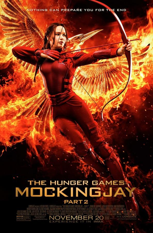 Mockingjay Flies to Top of the Box Office