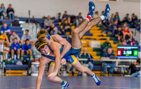 Coach Predicts Wrestlers Will Get to States