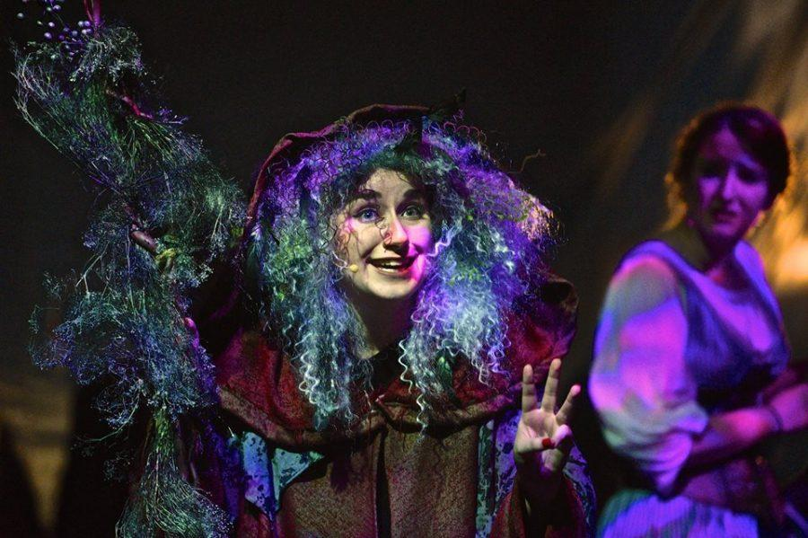 Rambunctious Theater Goes Into The Woods