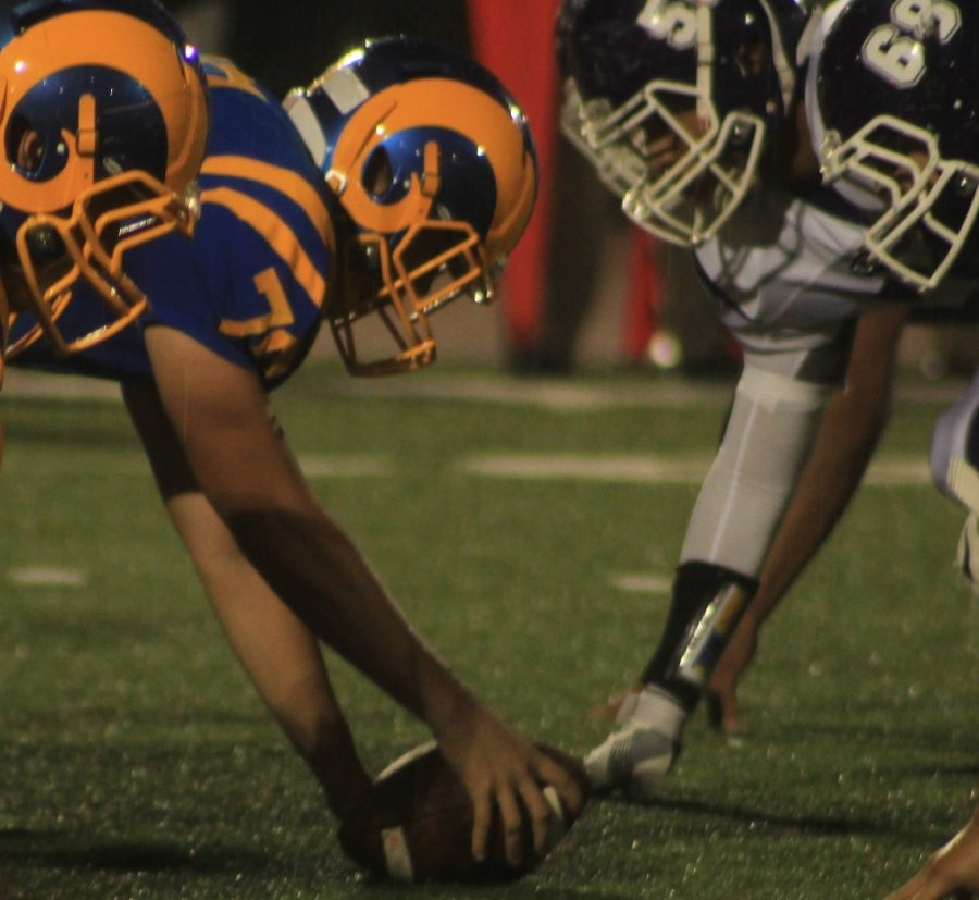 GALLERY%3A+Homecoming+Football+Game+Against+Chantilly