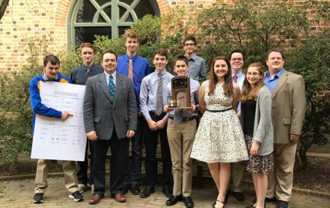 Quiz Bowl Wins State Championship