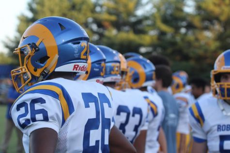 Varsity Football Home Opener: Robinson vs. Chantilly (Aug. 31)